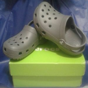 Crocs Classic Clog Slate Grey